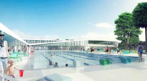 Aqua vita for Tarif piscine angers